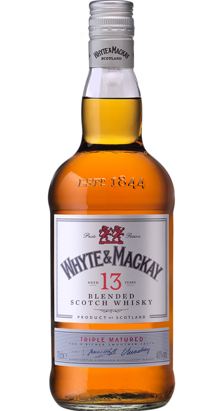 Whyte&Mackay 13 Years Old Blended Scotch Whisky